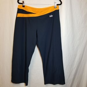 Nike Athletic Capri Workout Pants